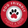 I love a dog friendly